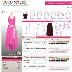 CocoMyles DesignTool